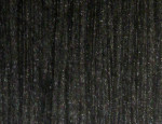 Black Crushed Taffeta