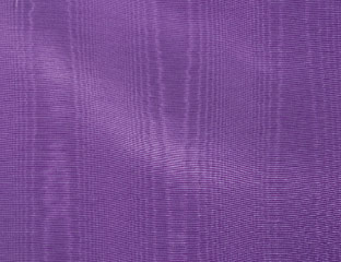 Purple Bengaline Moire
