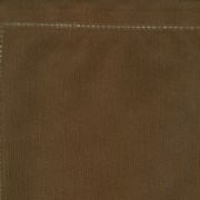 Brown Hemstitch Napkin