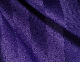 65768663b6fa7 Purple Royal Satin Stripe | Tesoro Event Rentals