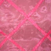 Fuchsia Ariel Lattice Overlay