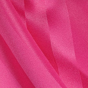 Raspberry Royal Satin Stripe