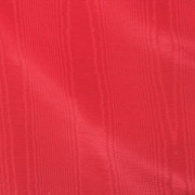 Red Bengaline Moire