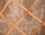 Copper Ariel Lattice Overlay