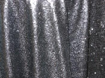 Platinum Sequin Taffeta
