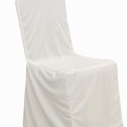 Banquet White Chair Cover
