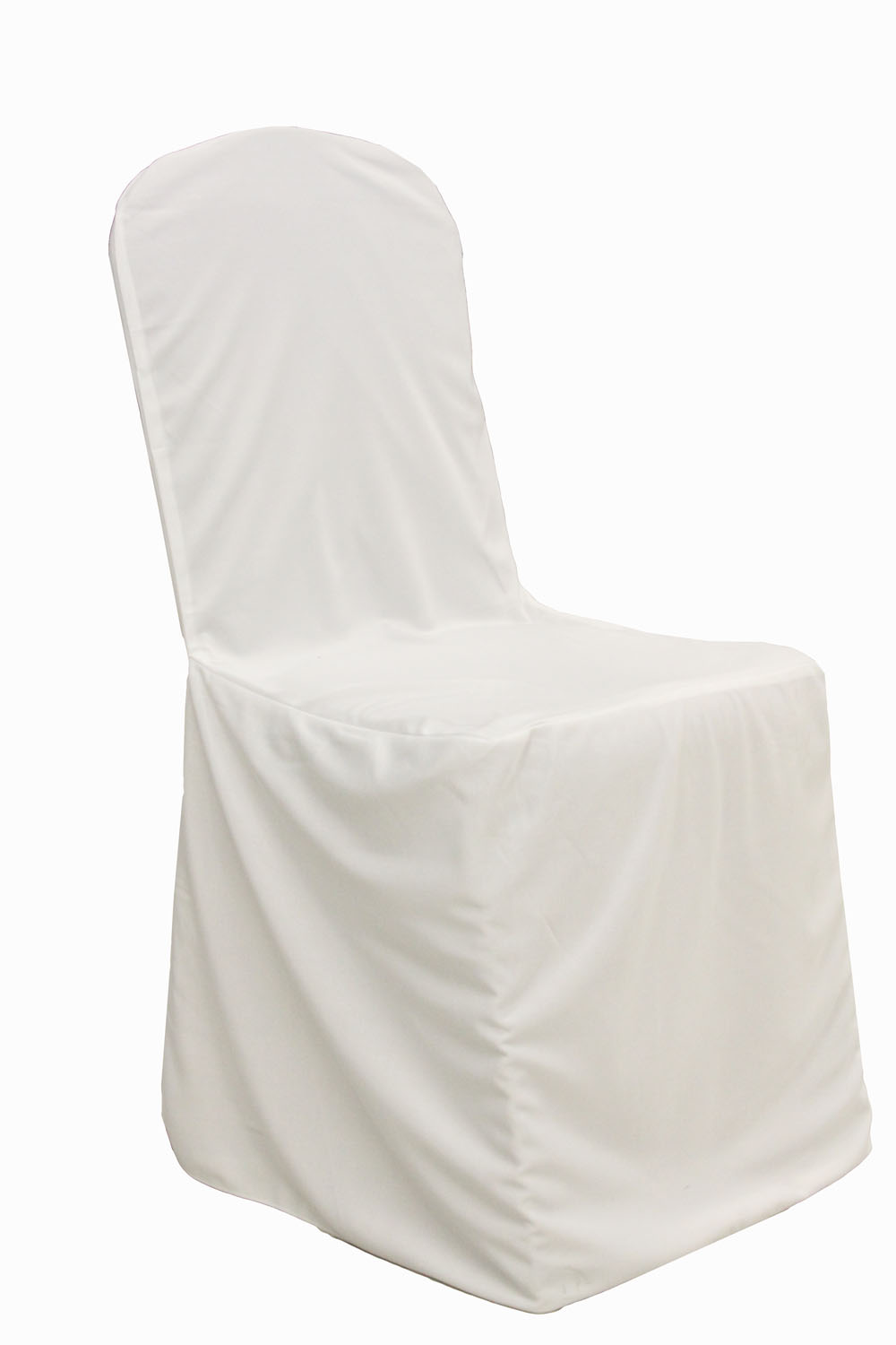 Banquet White Chair Cover