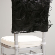 Pucker Black Chair Sleeve