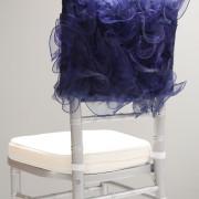 Pucker Navy Chair Sleeve
